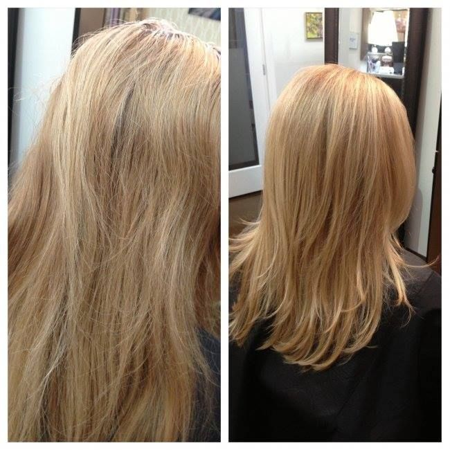 152 best images about keratin treatment before after for Venelle salon