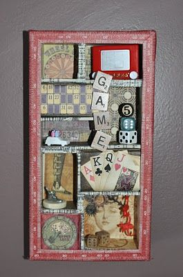 Creations By Christie: 2 More Game Room Configuration Boxes