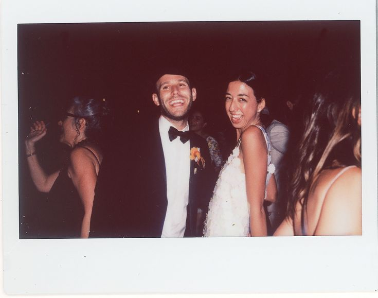 The Bride Wore Custom Calvin Klein, and the Groom Wore a Bucket Hat at This Miami Museum Wedding