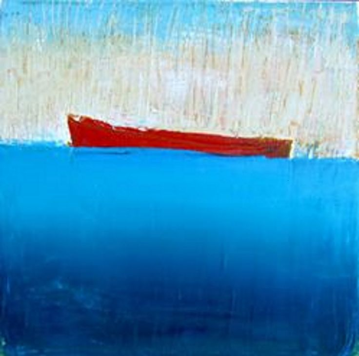 Drift - Cormac O'Leary  oil on canvas   20cm x 20cm