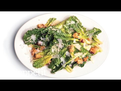 (3) How to Make the Very Best Caesar Salad | From the Test Kitchen | Bon Appétit - YouTube