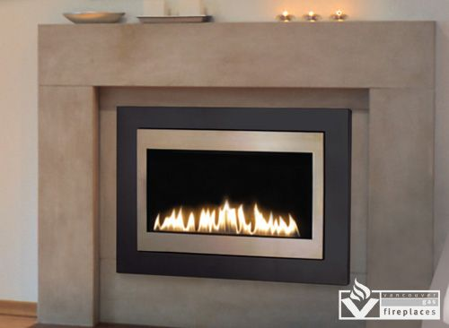 Buy A BRIGANTIA Perfection 35 Fireplace From Vancouver Gas Fireplaces. We  Also Build Custom Fireplaces For Builders, Contractors, And Renovators.
