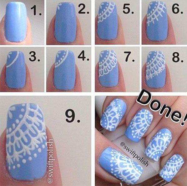 Nails Tutorial   Diy Nails   Nail Designs   Nail Art
