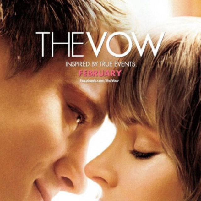 Amazing: Chick Flicks, Cant Wait, The Notebooks, Romantic Movie, The Vows, Chan Tatum, Thevow, Favorite Movie, Rachel Mcadams