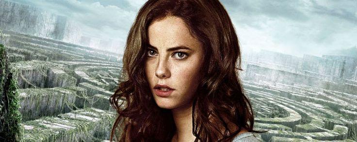 'El corredor del laberinto 3': Kaya Scodelario: la tercera entrega es un 'gran adiós' a los personajes de la saga
