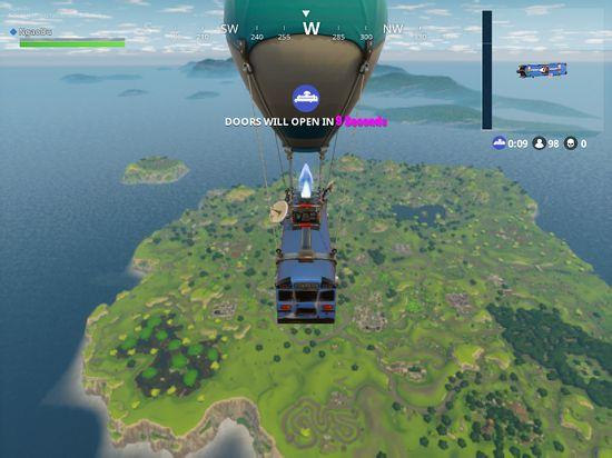 Sự so sánh khập khuyễn giữa game Fortnite Battle Royale với game PUBG 3
