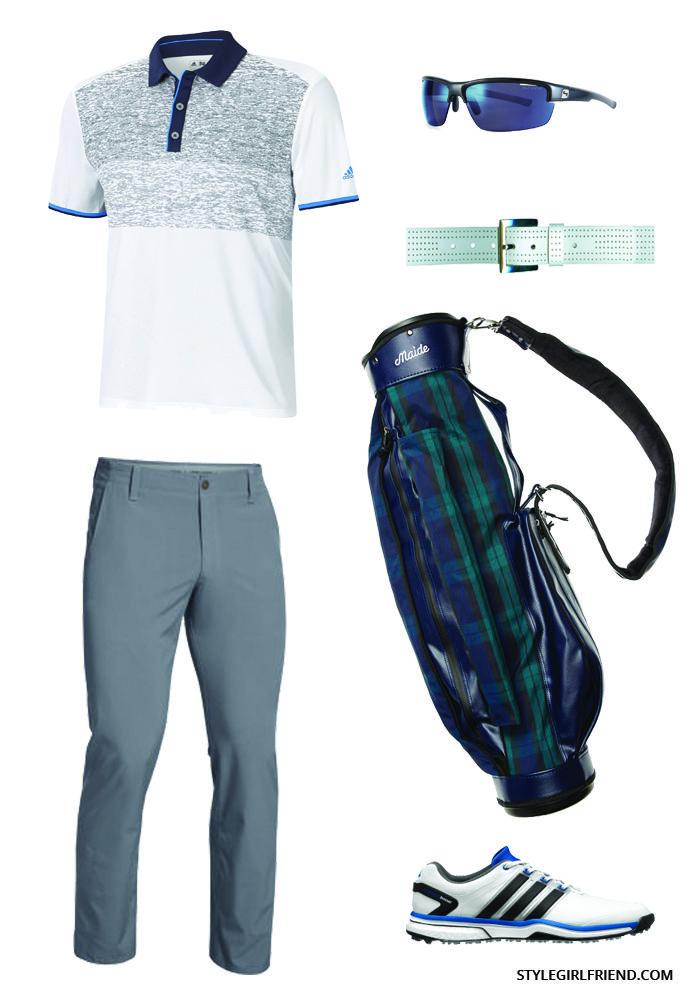 pga championship, jason day, jordan spieth, golf style