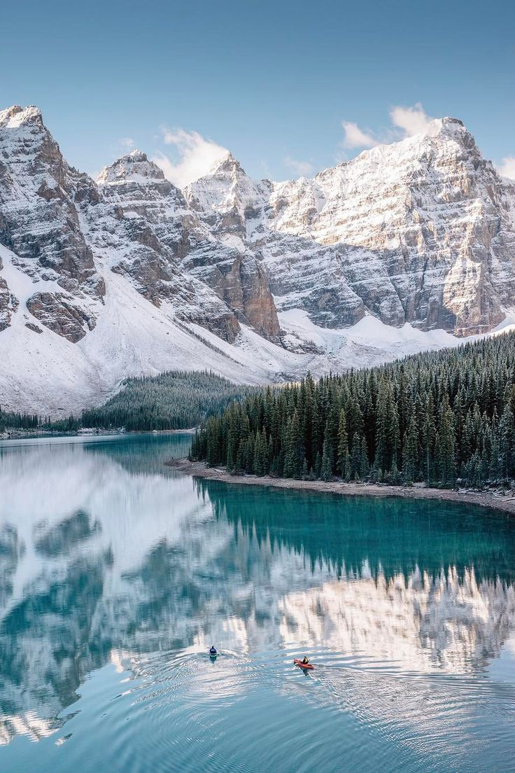 "banshy: ""Banff National Park by Stevin Tuchiwsky """