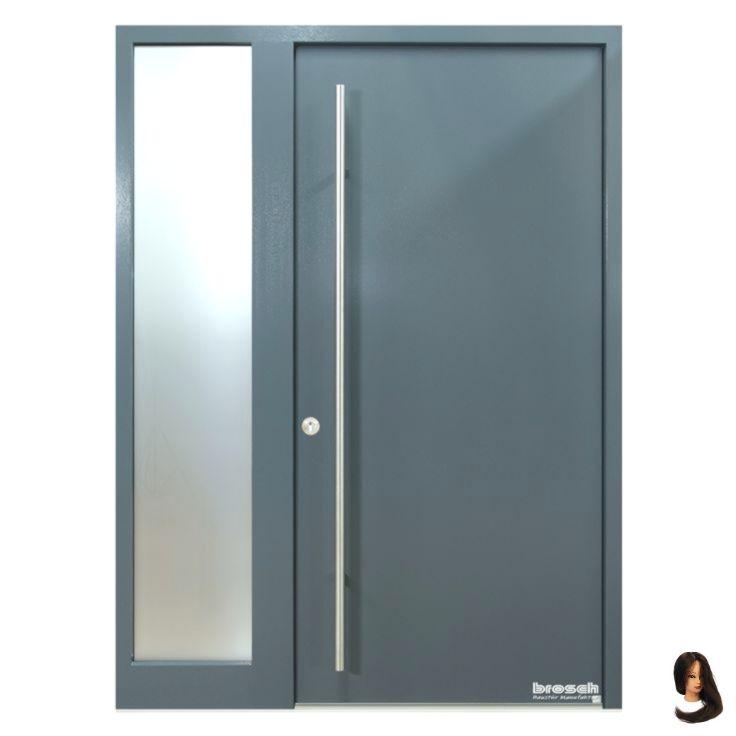 moderne hölzerne Eingangstüren, Sono 1 Eingangstür   – anbau