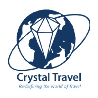 Booking with crystal travel was a good decision I made n it gave my 100 of good memories I must thank there agent, he is good n was available every time i need him!! if anyone out there looking for best fares n quick service book with them they r good.