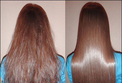 Маски для волос с витамином Е в домашних условиях