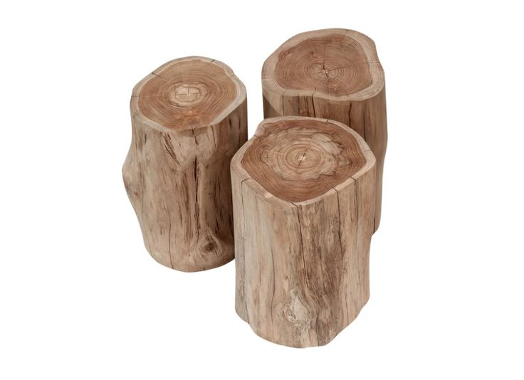 Teak Log Stool Melbourne, Sydney, Brisbane & Perth | Cosh ...
