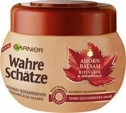 myTime Angebote Garnier Wahre Schätze Tiefenpflege-Maske Ahorn Balsam: Category: Drogerie > Körperpflege & Kosmetik >…%#lebensmittel%