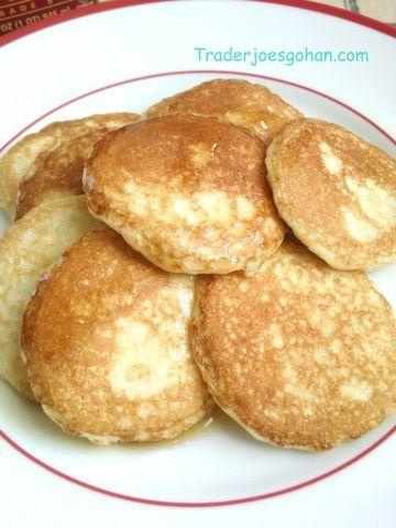 トレーダージョーズのオーガニックココナッツフラワーでグルテンフリーパンケーキのレシピ