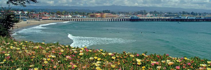 Cowells Beach, Santa Cruz, California