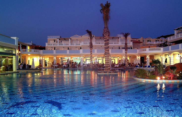 Minos Imperial Luxury Beach Resort & Spa Crete, Greece