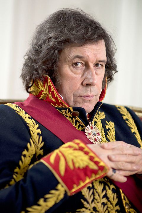 War and Peace - Prince Vassily Kuragin Played by Stephen Rea
