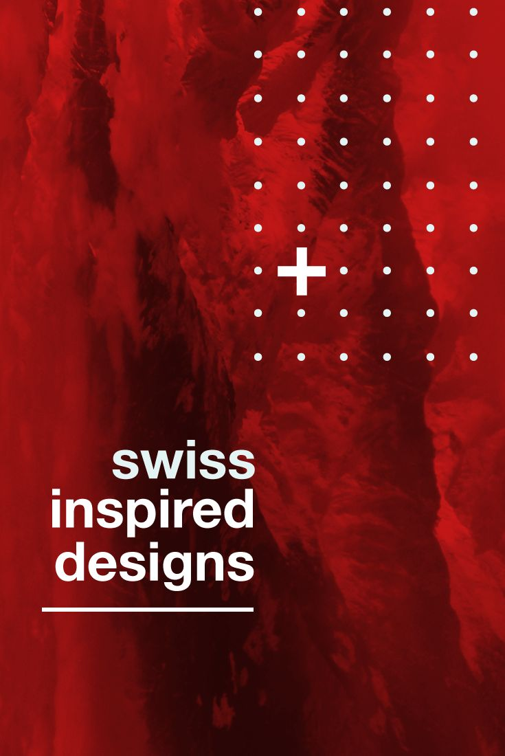 Poster design lesson plan - 10 Swiss Inspired Graphic Design Lessons To Help You Become A Better Designer