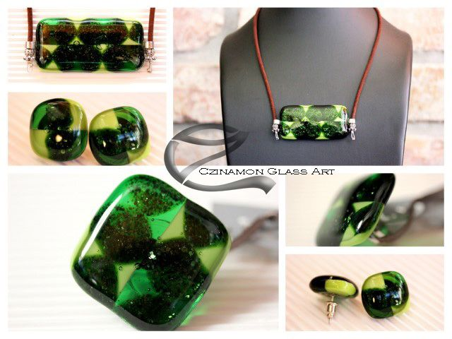 Glass jewelry set green glass jewelry pendant ring earring unique handmade geometric style designer jewelry FREE SHIPPING  Do you intrestid this set? Look at my shop.  #instapic #instajewelry #etsyshop #etsyseller #etsylove #etsigifts #etsyhandmade #czinamonglassjewelry #glassforsale #handmade #handmadejewelry #handmadewithlove #giftideas #gift #green #unique #set #christmas #christmasgift #custom #etsylisting #czinamon #oneoff #aventurine #giftforher #giftforwomen #giftforwife
