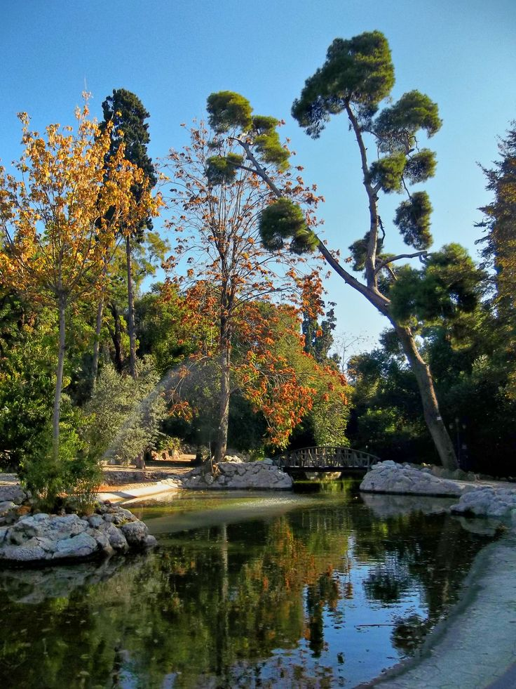 National Garden,Athens Greece