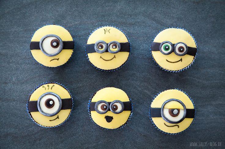 Minions-Muffins – Bananenmuffins