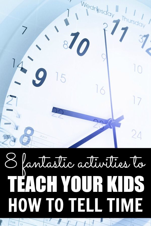 If you're trying to teach your kids how to tell time, these fantastic telling time activities are just what you need!!!
