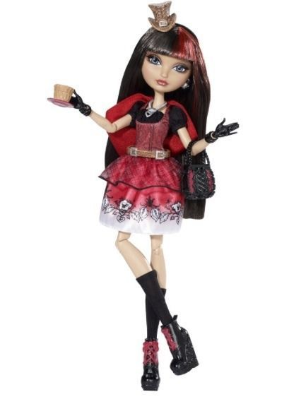 EVER AFTER HIGH Cerise Hood HAT TASTIC RELEASED IN HAND