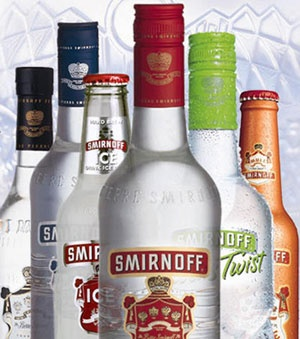 Smirnoff Vodka - Best Cheap vodka