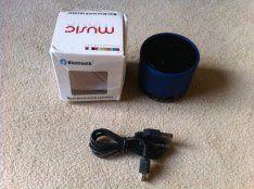 Aktív Bluetooth kihangosító telefon, mobil hangszóró extra hangos!!