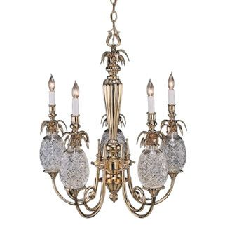 Waterford Interiors Hospitality 5-Arm Chandelier