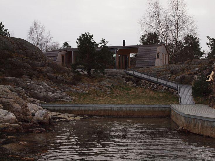 Gallery of Summer house Grøgaard and Slaattelid / Knut Hjeltnes - 2