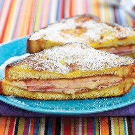 Monte Cristo Sandwich | Sandwiches & Wraps | Pinterest