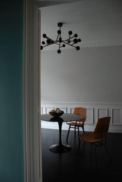 French Designer Marianne Evennou, moody & lovely #followfriday | InteriorCrowd www.interiorcrowd.com