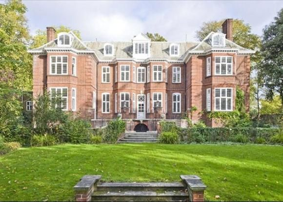 Campden hill kensington london locations pinterest for Mansion houses for sale in london