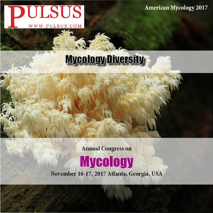 Join us at Atlanta for the most awaiting event #americanmycology2017 for identifying and classifying the largest species of fungi.   To know more about the conference details have a glance - http://mycology.cmesociety.com/