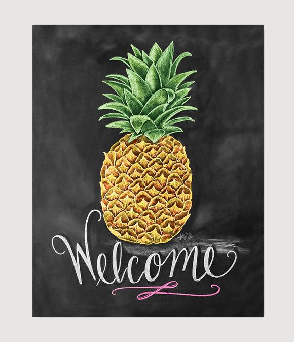 Ananas symbol på swingers