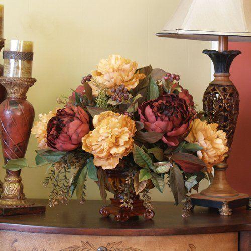 Christmas Silk Floral Arrangements