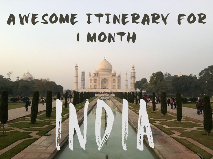 India travel guide and tips. Follow me & read about my amazing 1 month itinerary in India.