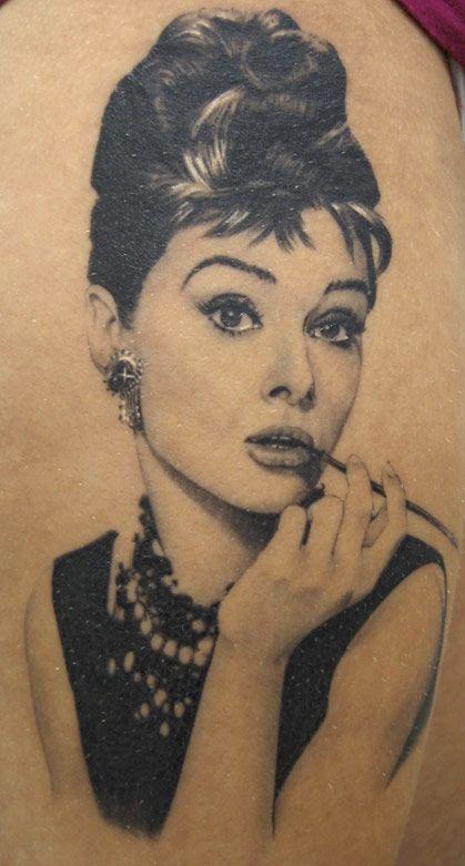 http://tattoopin.com/wp-content/uploads/2013/06/Audrey-Hepburn-Portrait-Tattoo.jpg