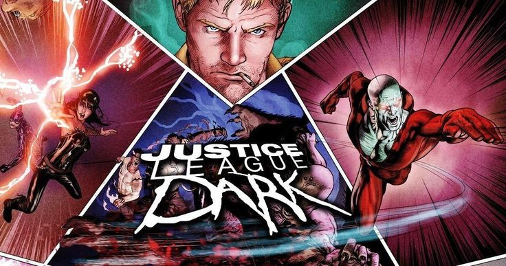 Justice League Dark Gets New Script After Director Pitches Flop -- Warner Bros. has ordered a complete script rewrite for Justice League Dark after director presentations underwhelmed executives. -- http://movieweb.com/justice-league-dark-new-script-writer-no-director/