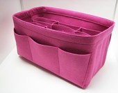 Want one! hand bag organiser