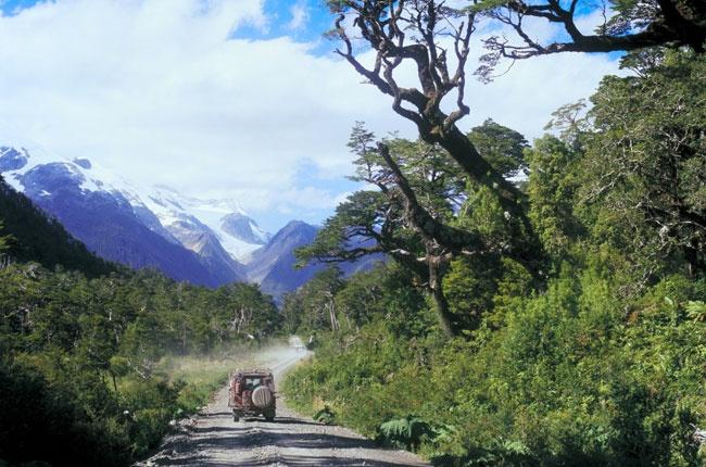 Queulat National Park - Bing Images Carretera Austral