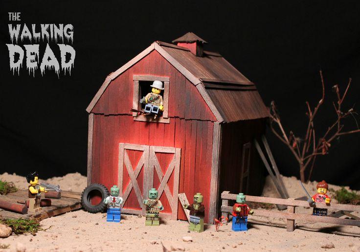 the walking dead legos?