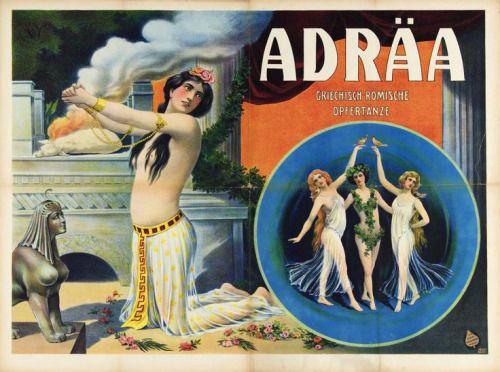 Adraa, Griechisch-Römisch Opfertanze (Greco-Roman Sacrifice)