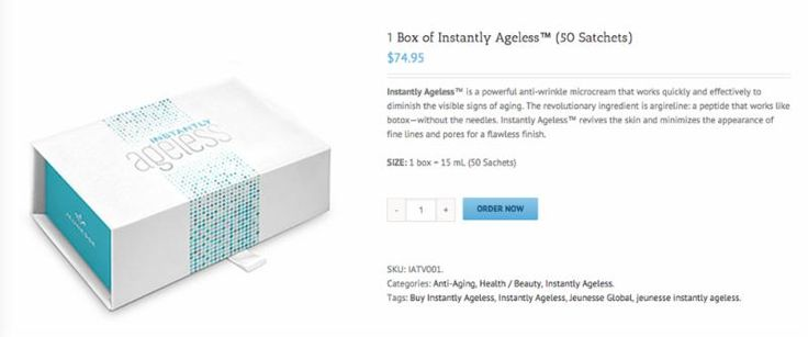 BUY IT HERE! http://earntoday.jeunesseglobal.com/products.aspx?p=INSTANTLY_AGELESS Distributors Wanted! http://instantlybotox.com/opportunity/  #instantlyageless #instantlyagelessreview #jeunesse