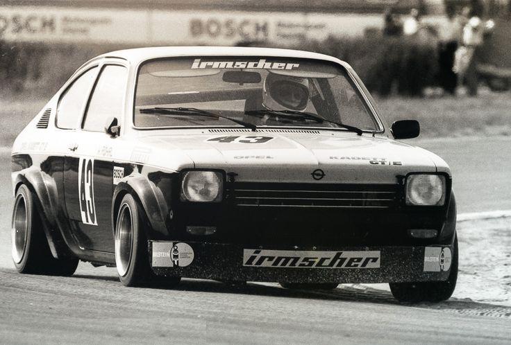 Opel Kadett — r0amingwolves:   Kadett C
