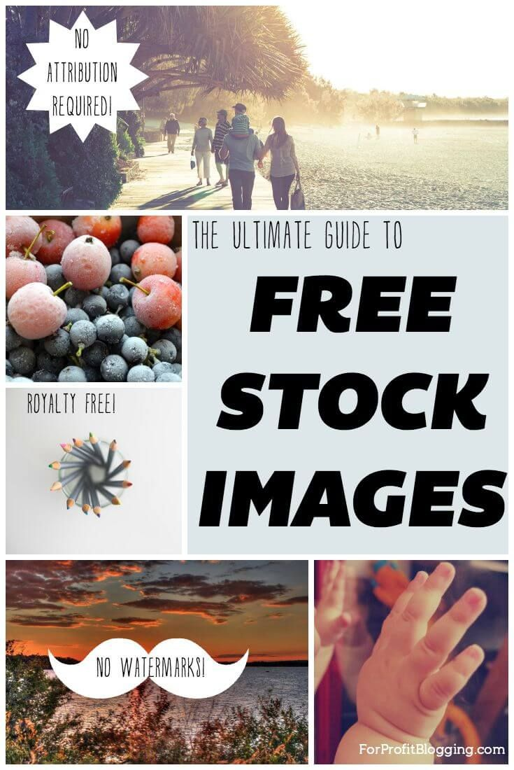 The Ultimate List of Free Stock Images for Your Blog Posts — No Attribution Required! via @kathleencelmins