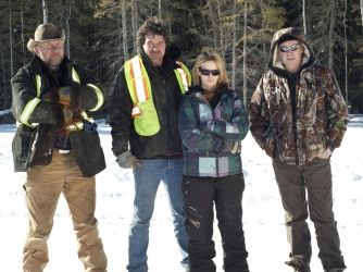 Season 7 Cast - Ice Road Truckers Pictures - History.com