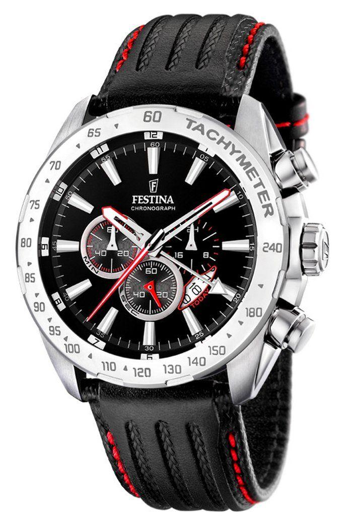 [TimeMob] Relógio Festina Herren Chronograph R$413,00