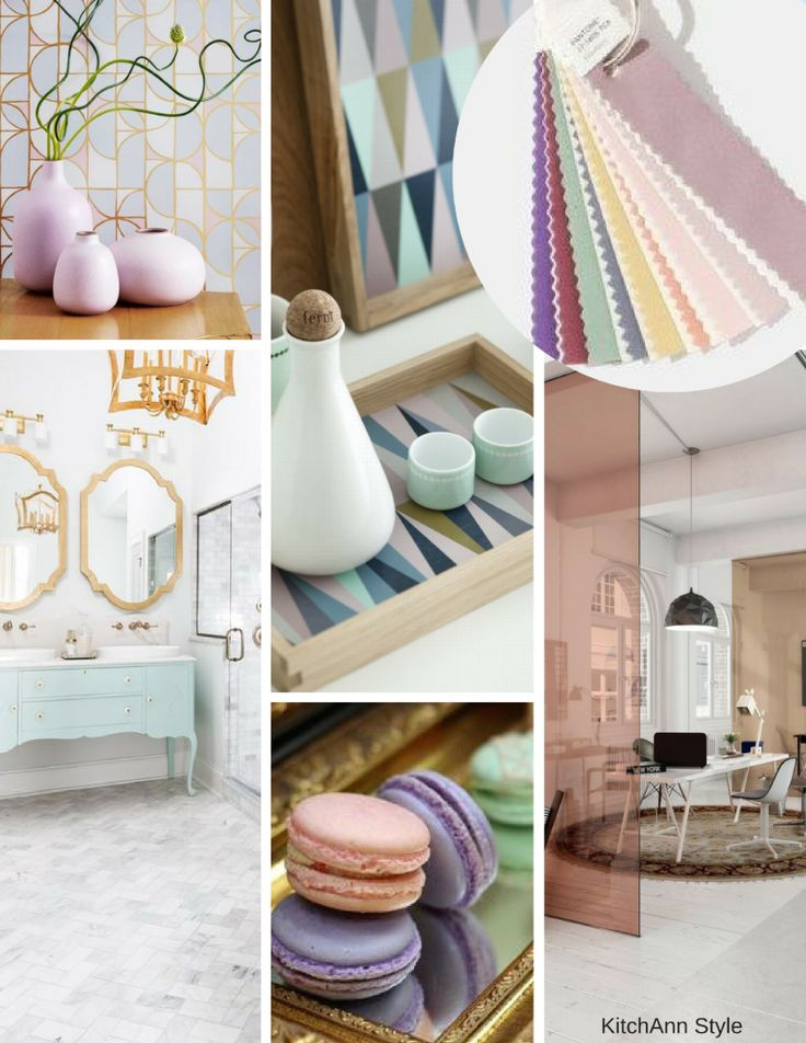 PantoneView Home + Interiors 2018 Trend - Discretion | KitchAnn Style